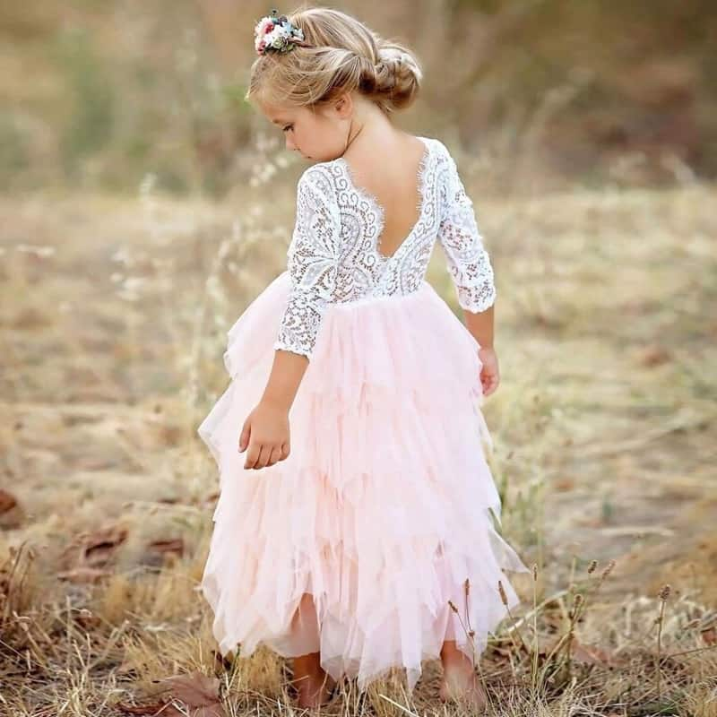 Tutu Dress Party Wear for Kids