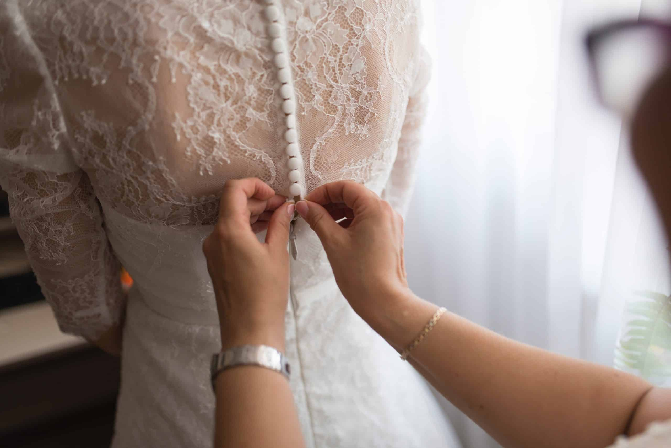 What to Consider When Shopping Lace Top Wedding Dress